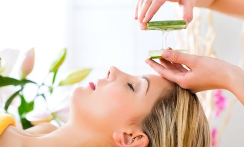 Benefits of aloe vera oil for hair