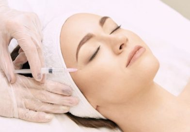 Mesotherapy injections for face