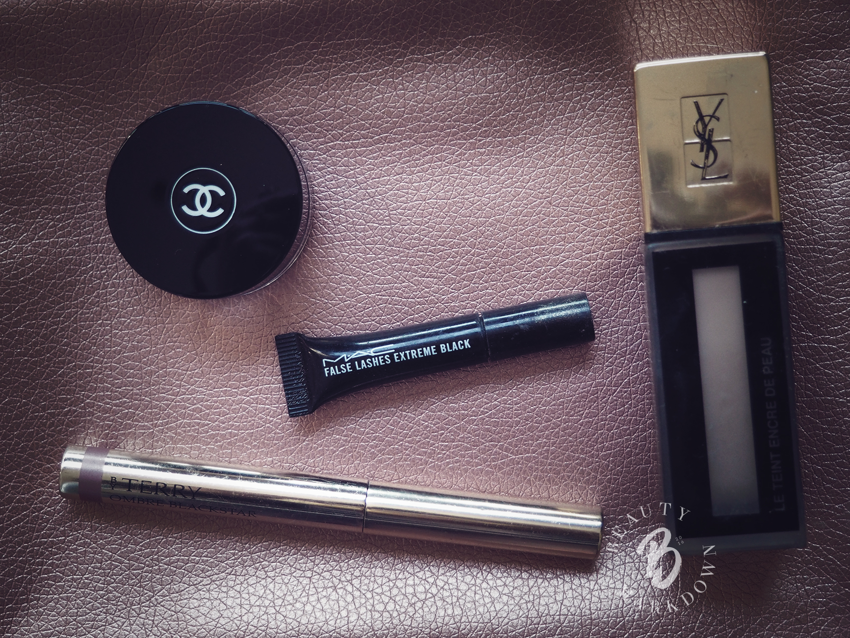Disappointing high end products YSL Chanel By Terry MAC
