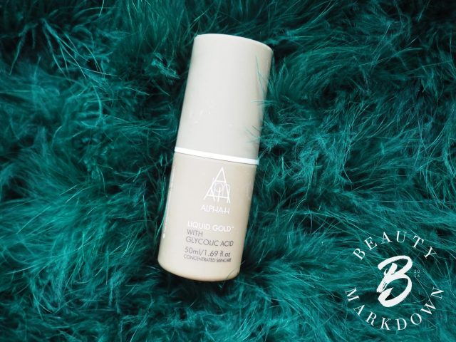 Liquid gold dupe blog review