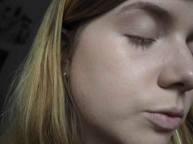 B makeup silk