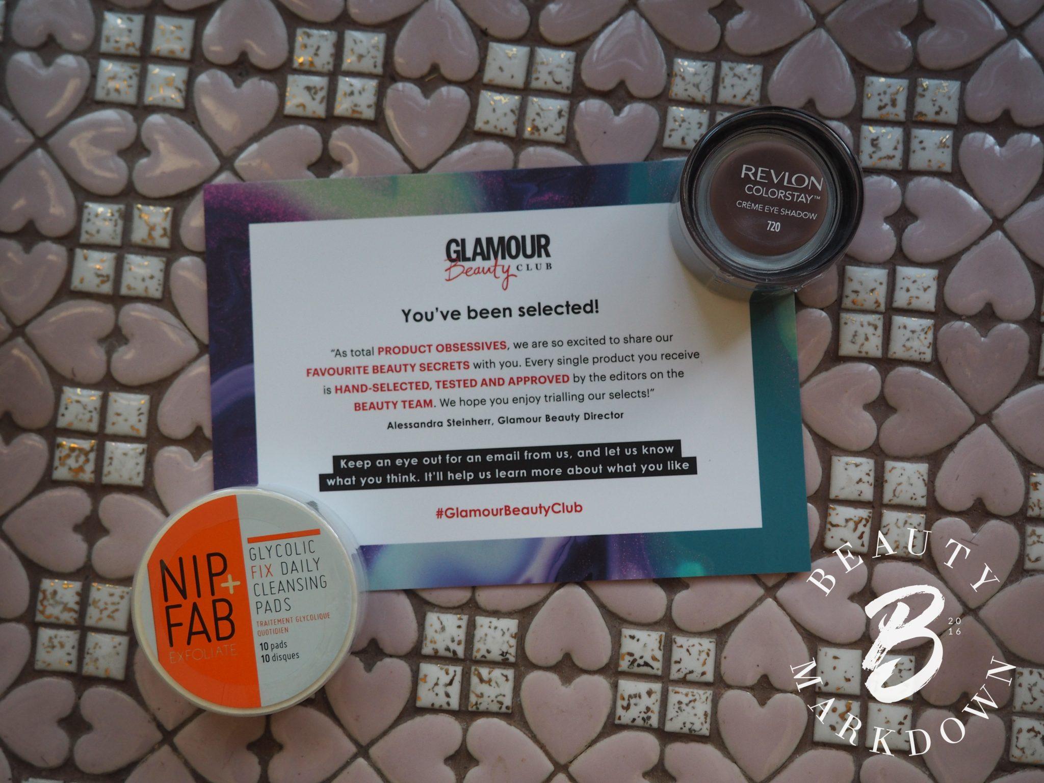 revlon glamour free makeup
