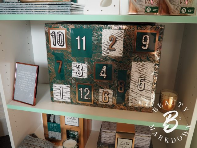 Zoella advent calendar boots 2017
