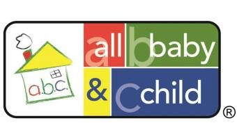 all baby and child expo logo. abc logo