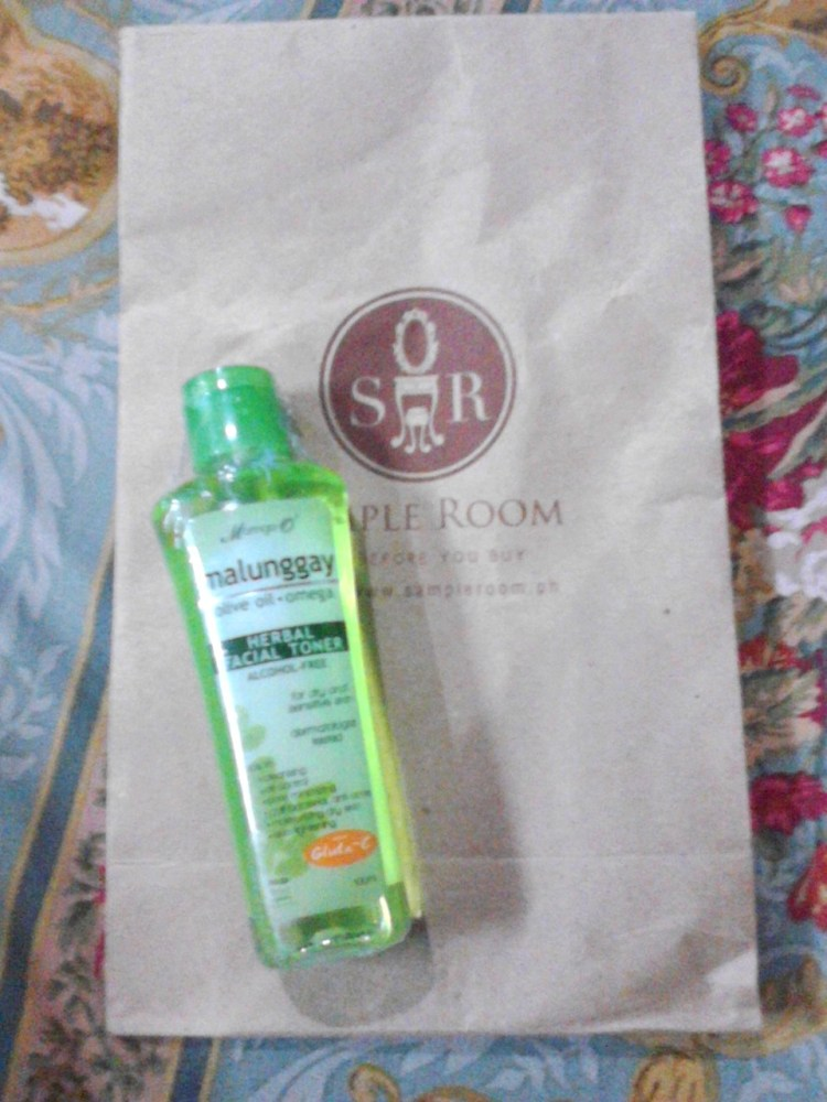 Moringa-O2 Malunggay Herbal Facial Toner (2/6)