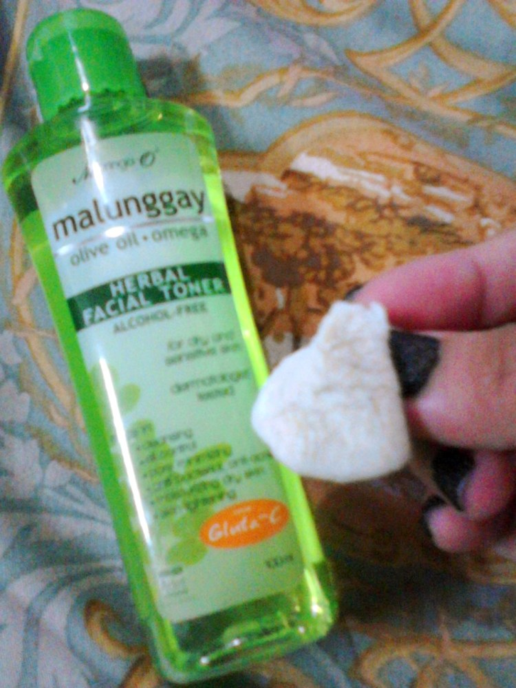 Moringa-O2 Malunggay Herbal Facial Toner (5/6)