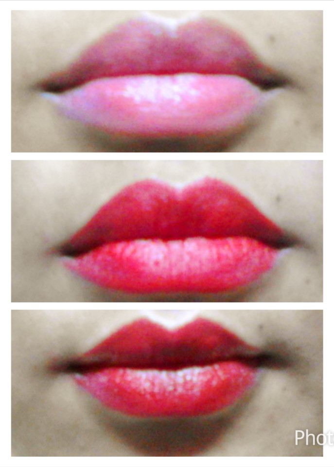 Pixy Colors of Delight Lipstick Silky Fit Collection (4/5)