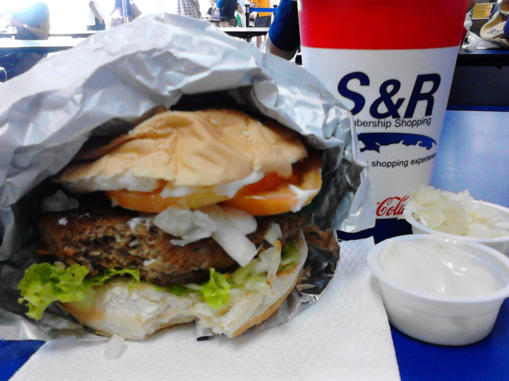 Have you tried S&R Cheeseburger? (2/4)