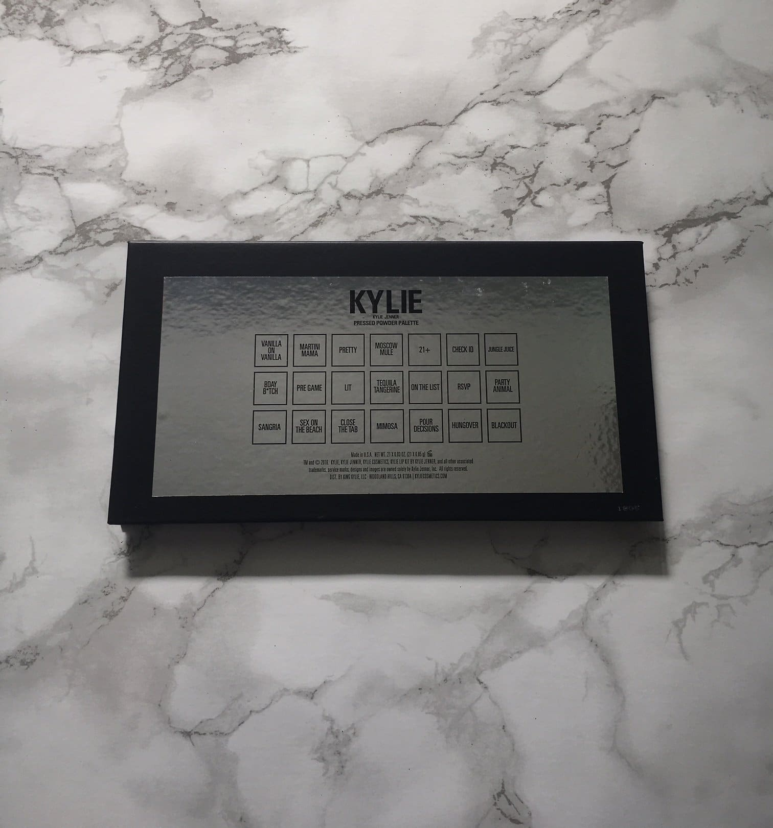 Kylie Cosmetics Birthday Collection 2018 | Review 27