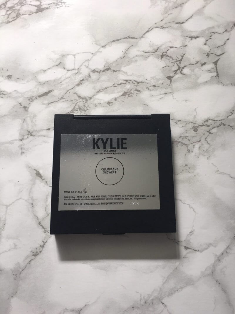Kylie Cosmetics Birthday Collection 2018 | Review 5