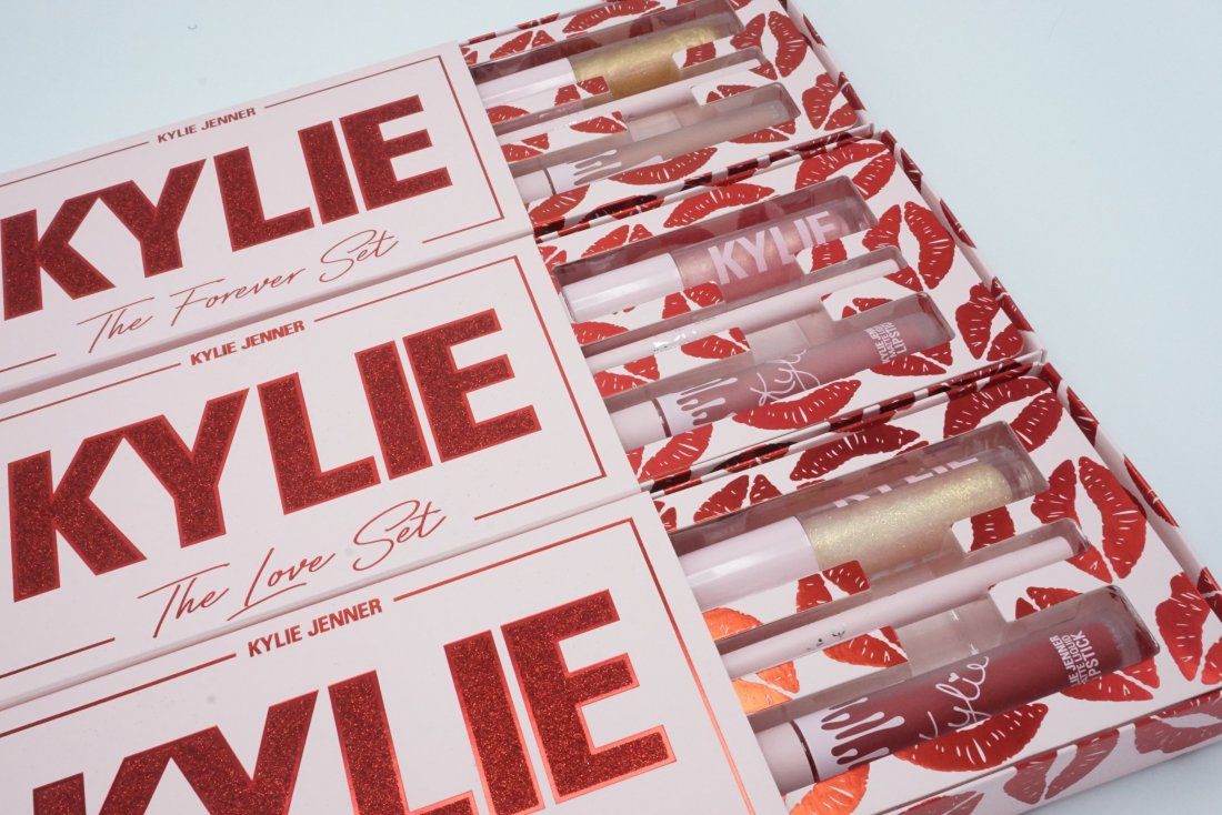 Kylie Cosmetics Valentine Collection 2019 | Review 5