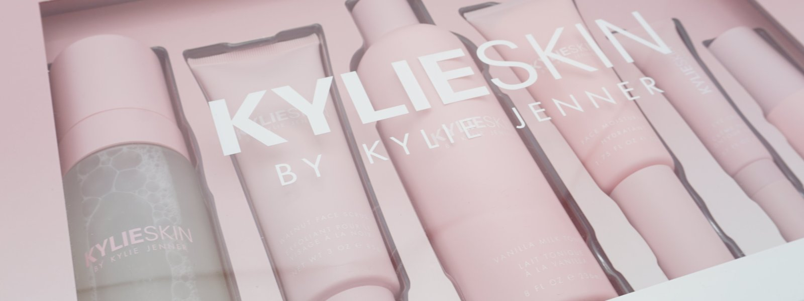 Kylie Skin Products, My Thoughts After 2 Weeks of Using Them | Skincare Review