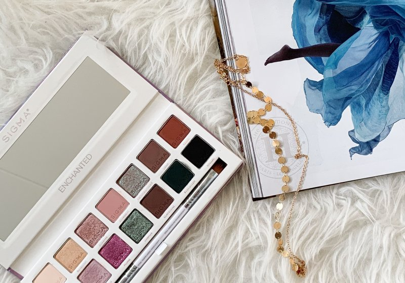 Sigma Beauty Enchanted Palette | Review