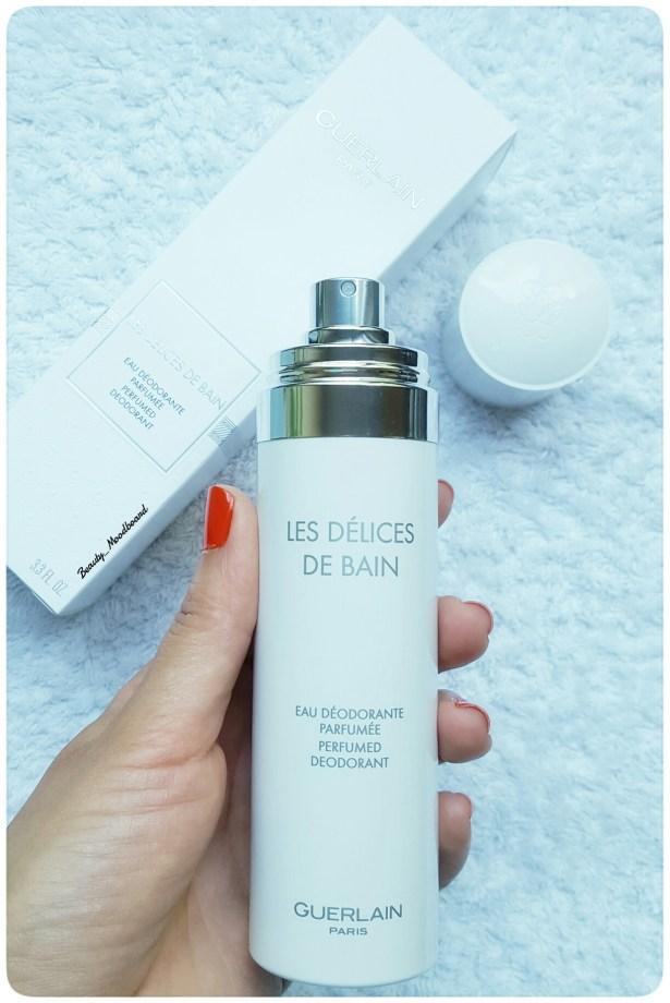 Délices de Bain Guerlain Eau déodorante parfumée