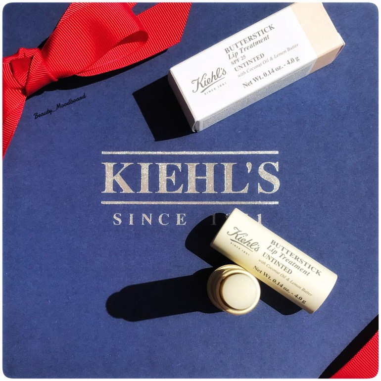 Butterstick Lip Treatment Kiehl's Untinted