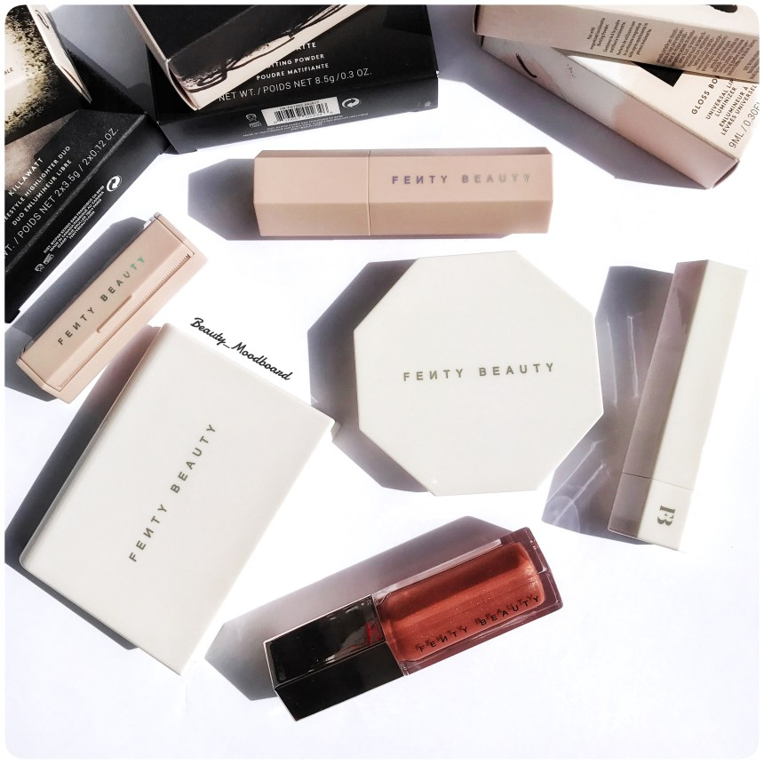 Fenty Beauty By Rihanna haul chez Sephora