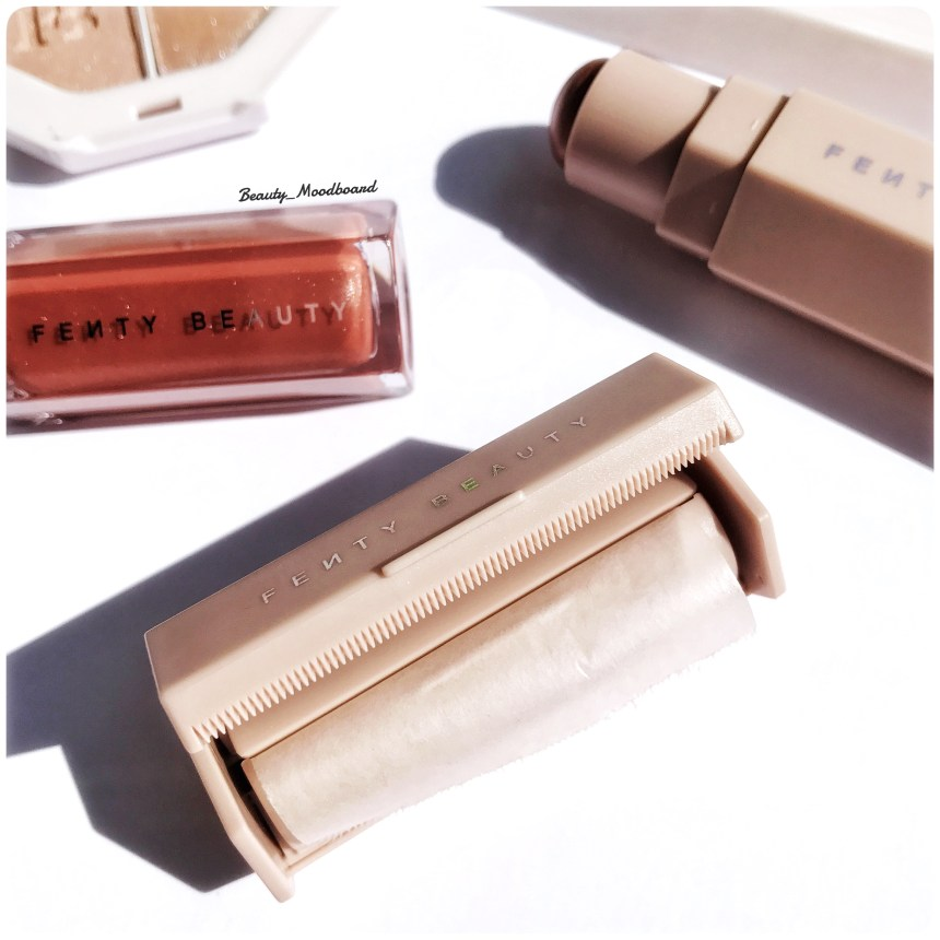 Invisimatte Blotting Paper Papier Matifiant Fenty Beauty By Rihanna