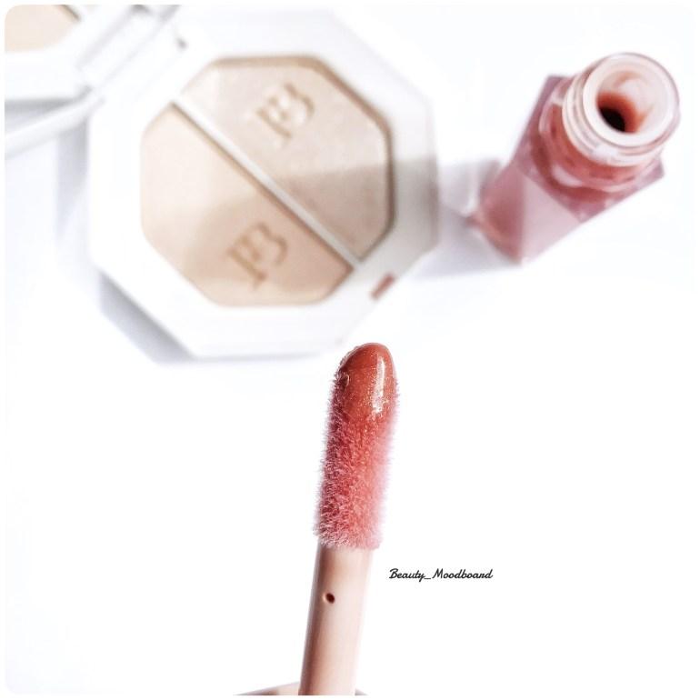 Gloss Bomb nude irisé pour les lèvres