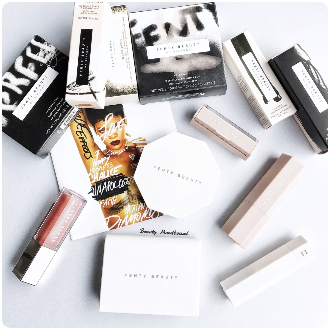 Fenty Beauty By Rihanna Haul