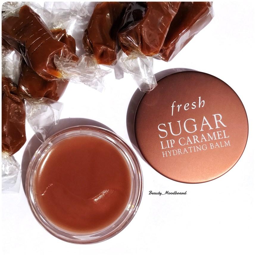 Fresh Sugar Lip Caramel baume hydratant lèvres