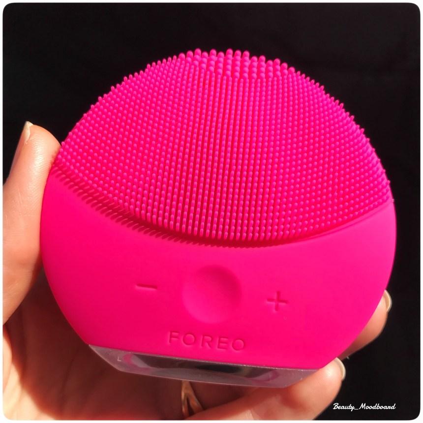 Brosse nettoyante visage T-Sonic silicone de marque suédoise