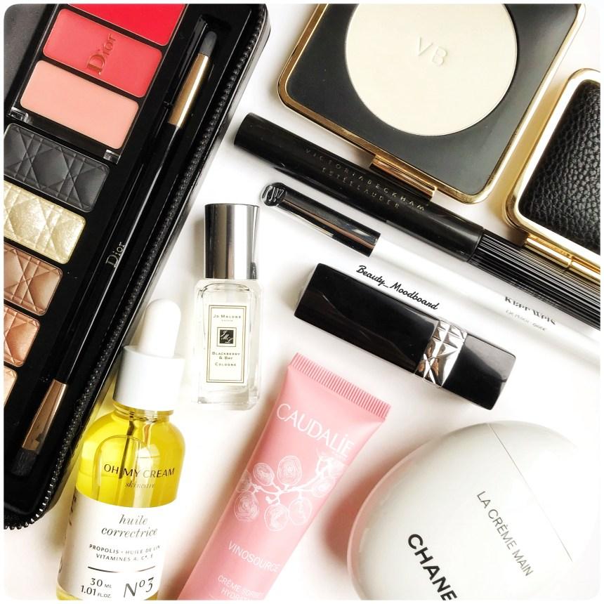 Routine soins et makeup du jour