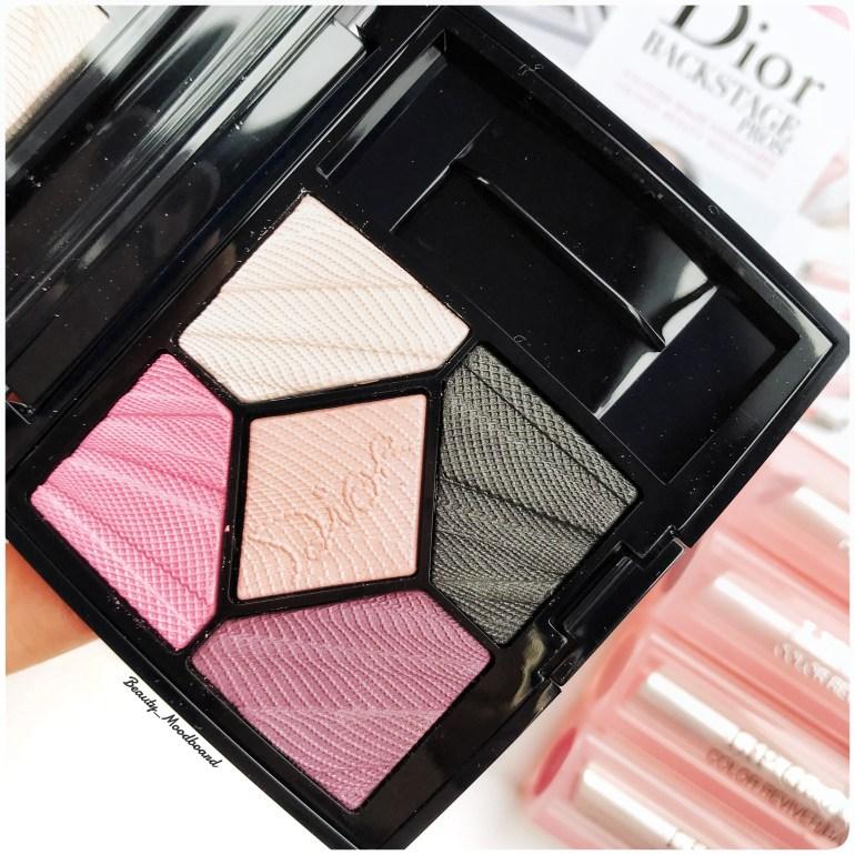 Dior Palette 5 Couleurs Flirt 667