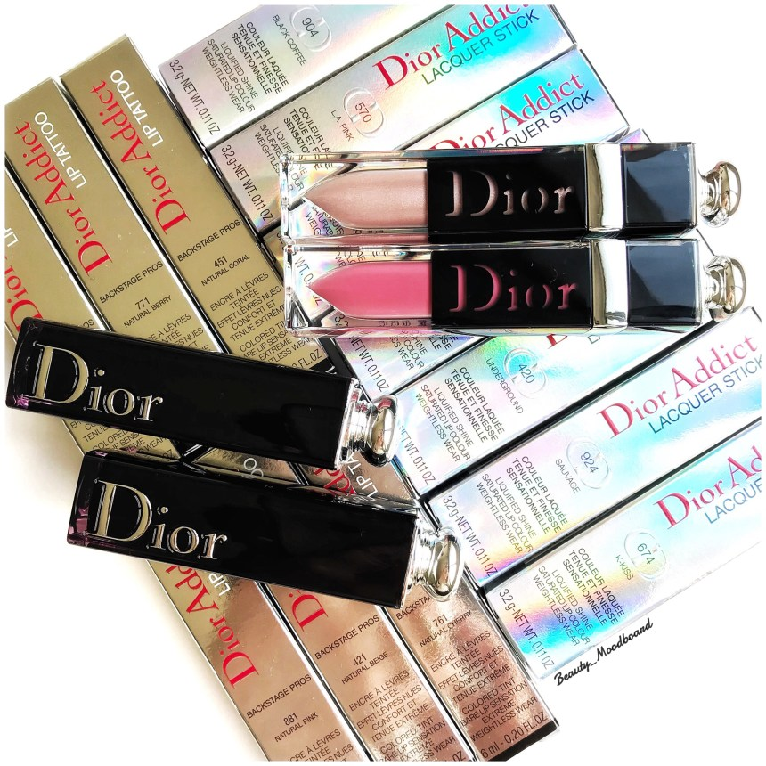 Haul Dior Addict Lacquer Plump