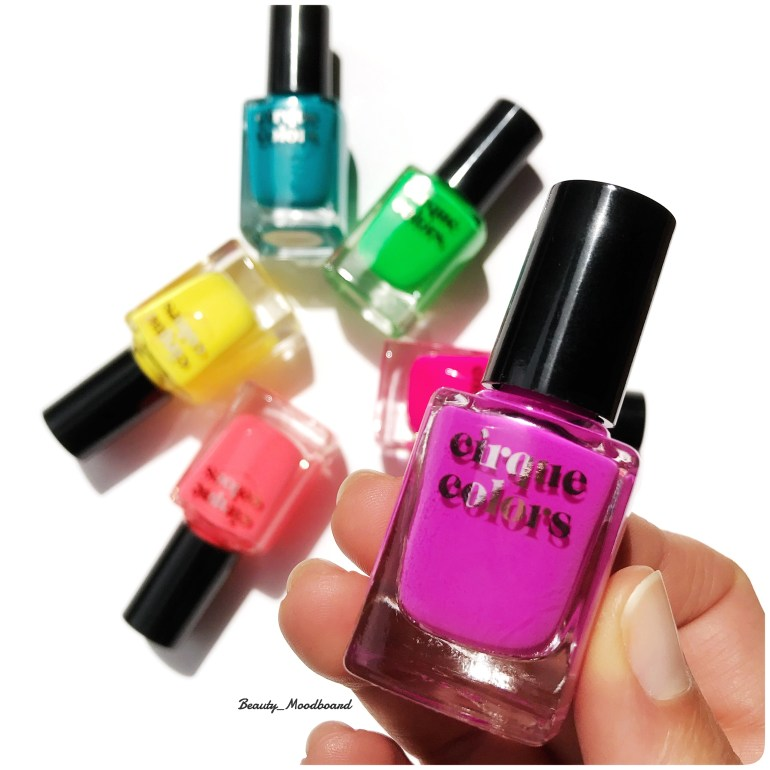 Vernis Taboo Cirque Colors