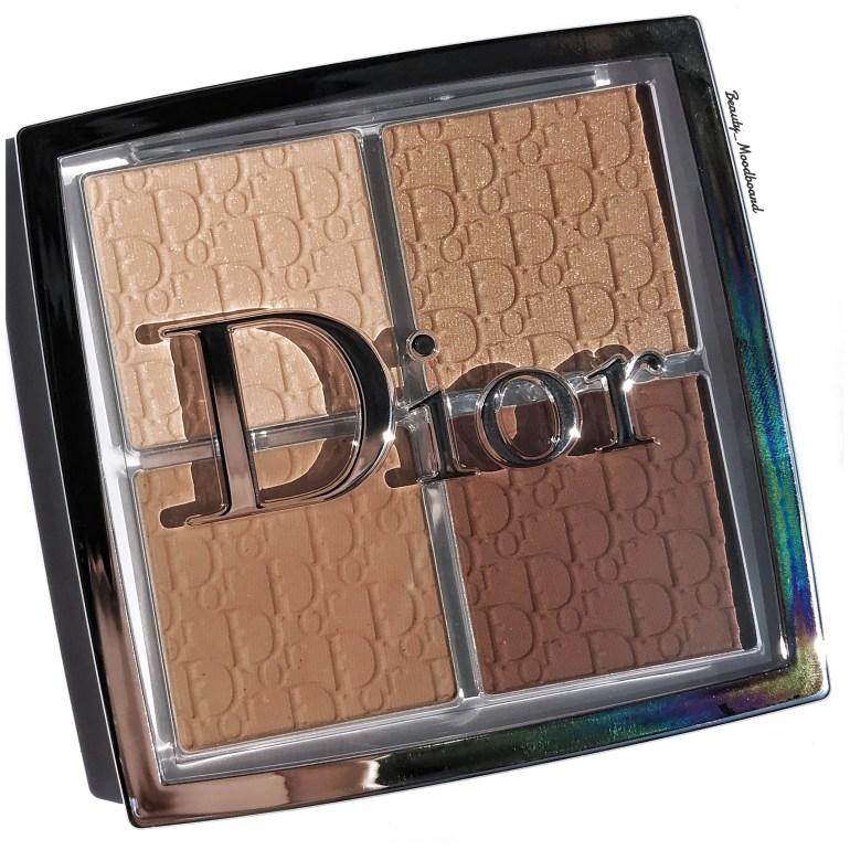 Dior Backstage Contour Palette 001