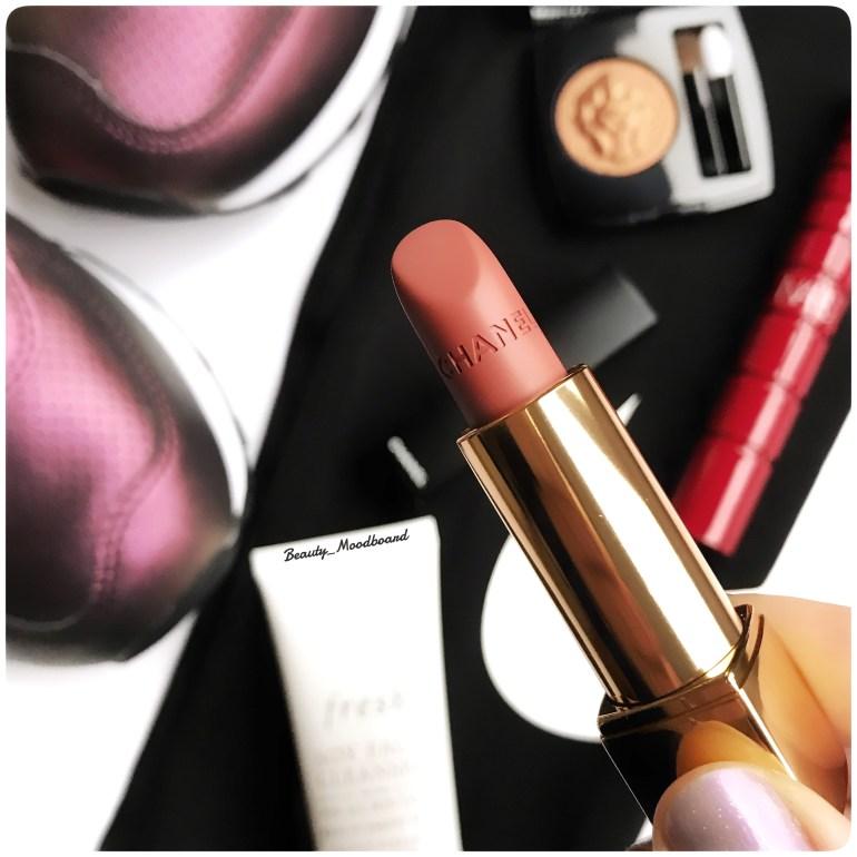 Rouge Allure Velvet Chanel Astro mood Verseau