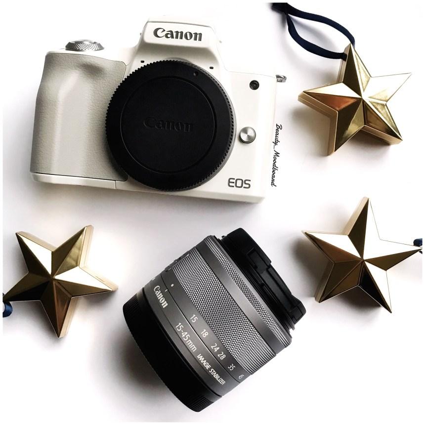 Beauty HorosKope Décembre 2018 Appareil photo Canon EOS M50