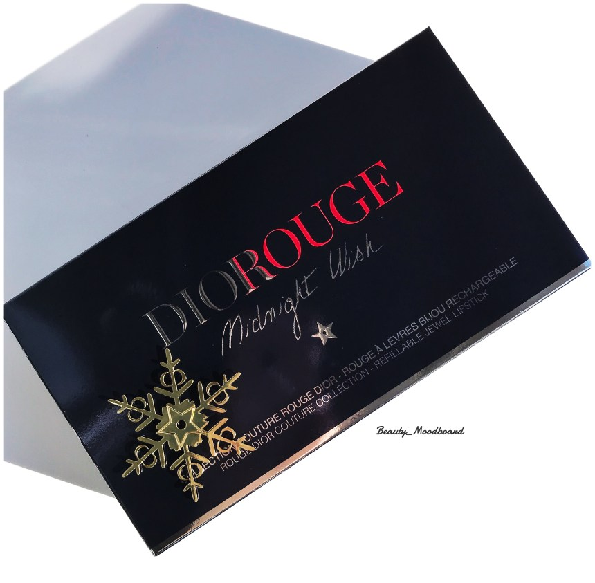 Diorouge Midnight Wish Collection Couture Rouge Dior Bijou