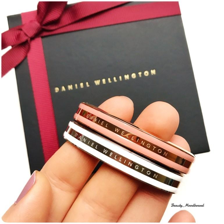 Deux bracelets pour embellir le poignet Silver Blanc et Rose Gold Dusty Rose