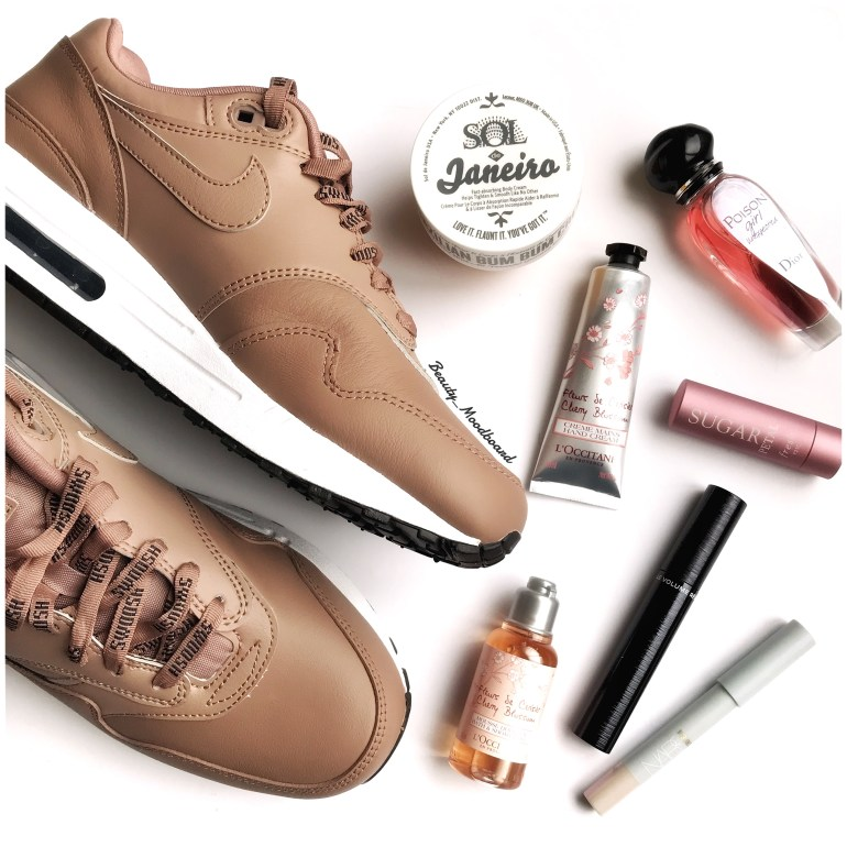 Nike Air Max 1 W Beige Overbranded Fashion week janvier 2019