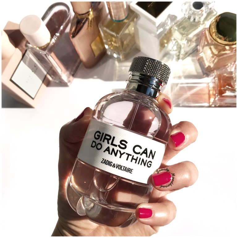 Nouveau parfum Zadig & Voltaire Girls Can Do Anything astro mood scorpion