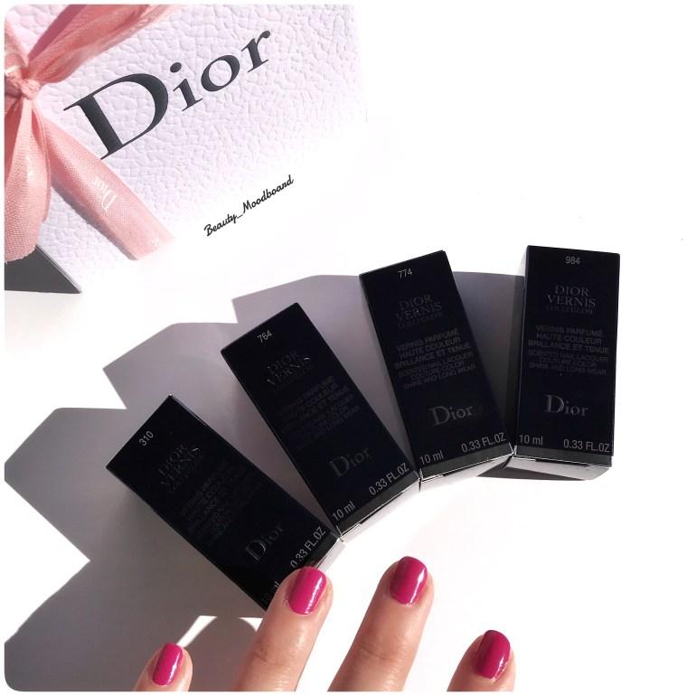 Dior Vernis Lolli'Glow Spring Look 2019