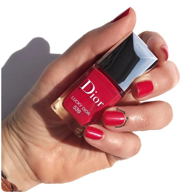 Dior Vernis Lucky Dior 539