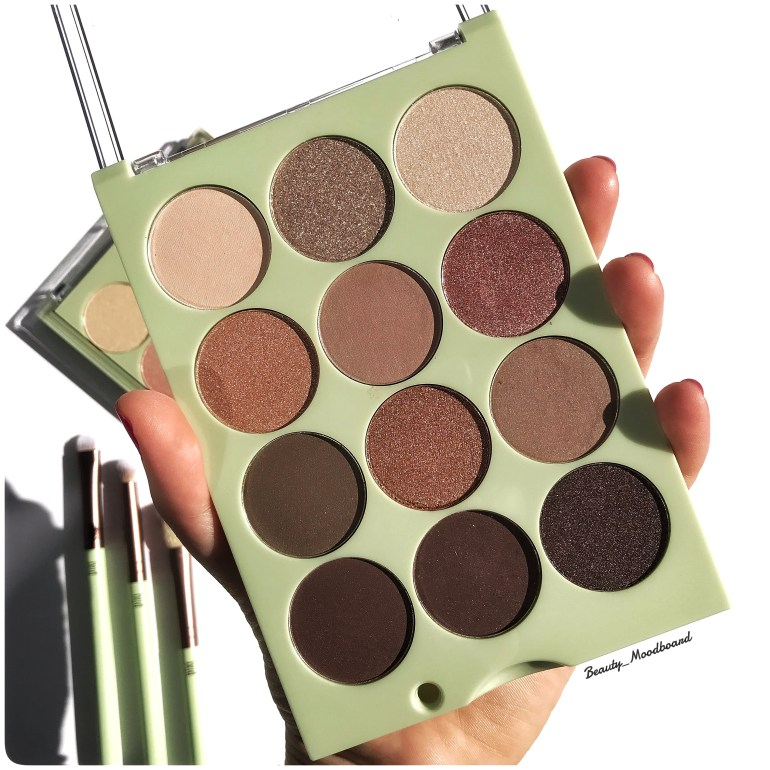 Pixi Beauty Eye Reflections Shadow Palette Natural Beauty