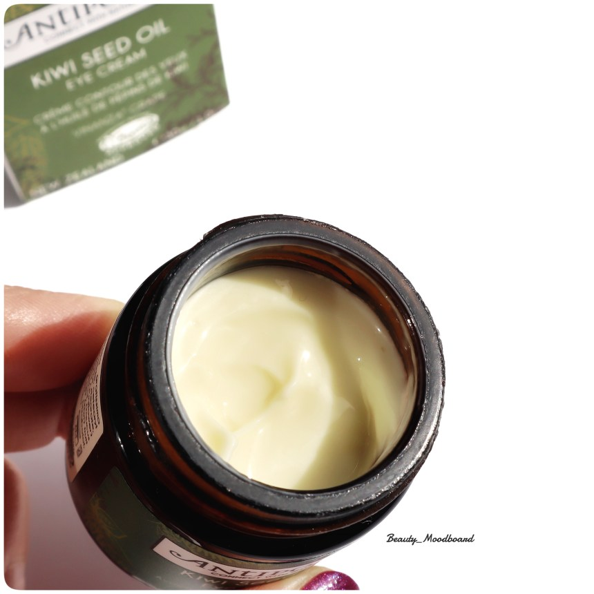Texture Kiwi Seed Oil Eye Cream