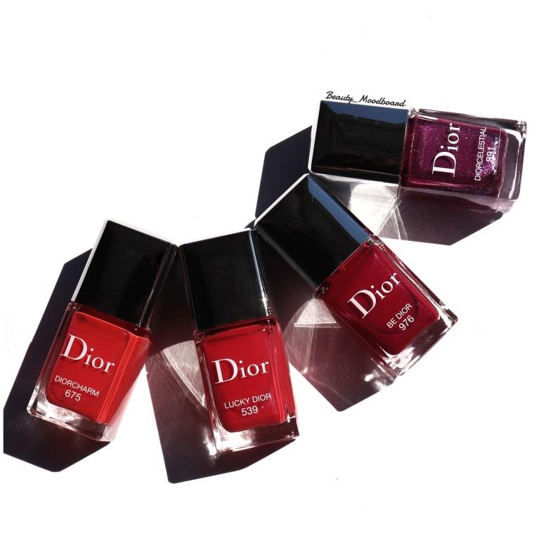 Dior Vernis Stellar Shine Look