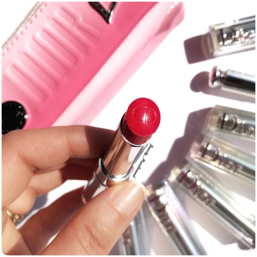 Diorcharm 673 Liptick Couleur Rouge Corail