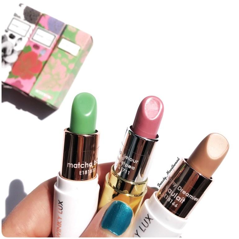 Winky Lux Lipsticks