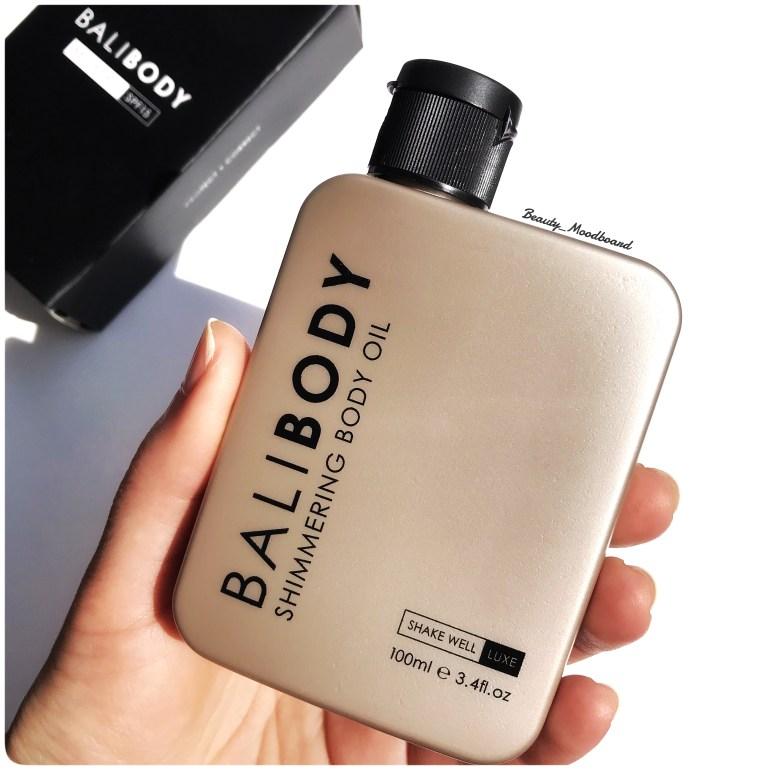 Flacon Shimmering Body Oil Bali Body