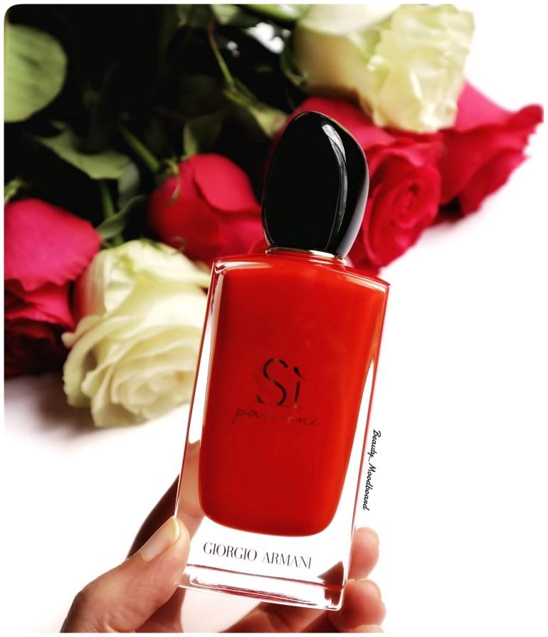 Parfum Armani Si Passione