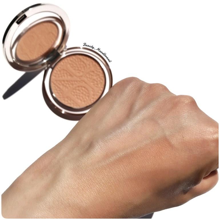 Swatch Diorskin Mineral Nude Bronze Soft Terra 001 Dior Makeup Look Wild Earth 2019