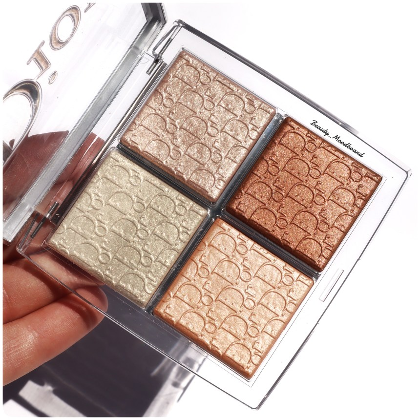 Zoom Glow Face Palette Dior Backstage 002