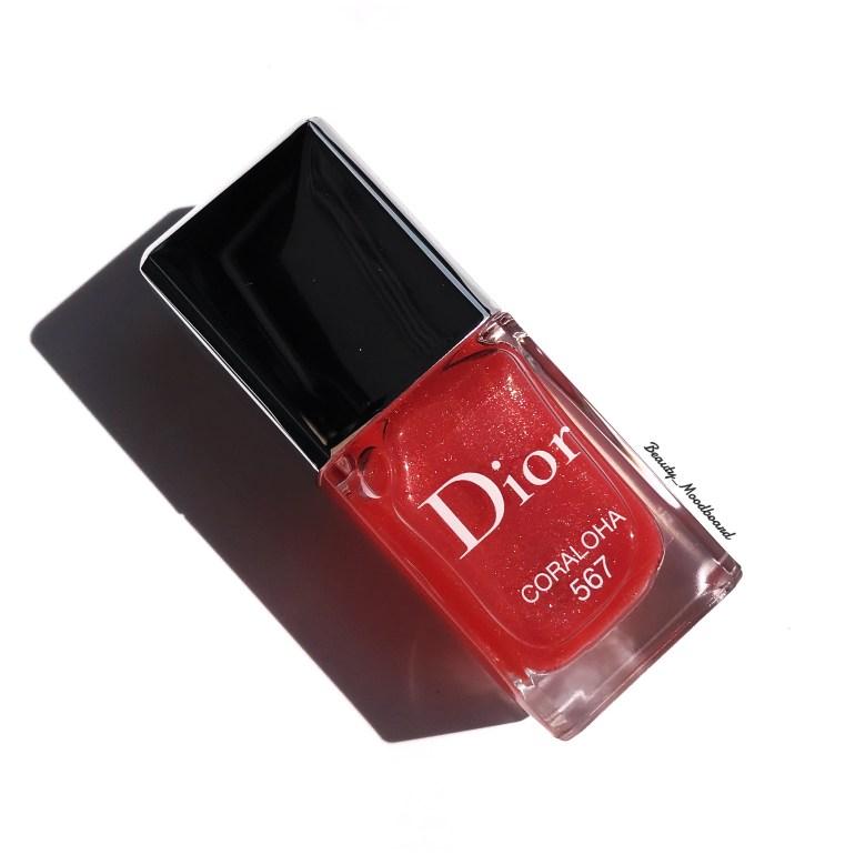 Vernis Dior Coraloha 567