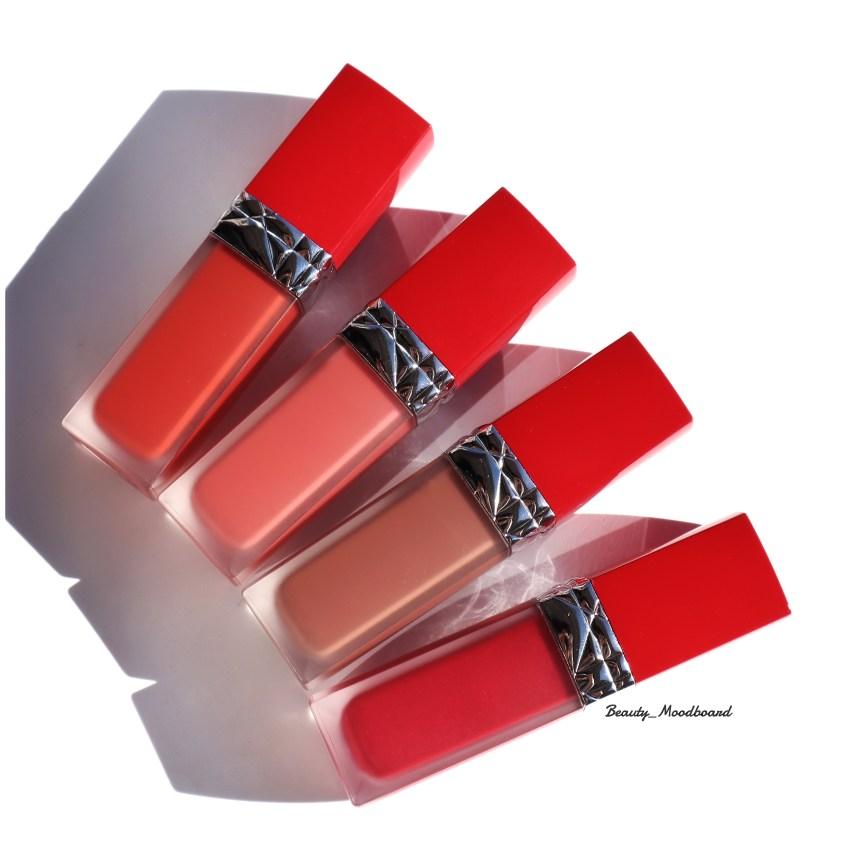 Nouveauté Rouge Dior Ultra Care Liquid