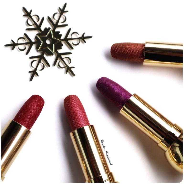 Diorific Rouges-à-lèvres scintillants Dior Happy 2020 Collection